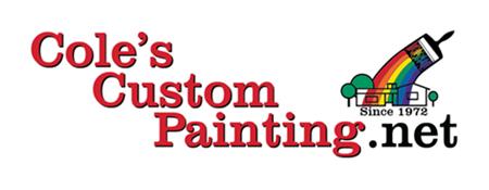 Cole's Custom Painting LLC's Logo